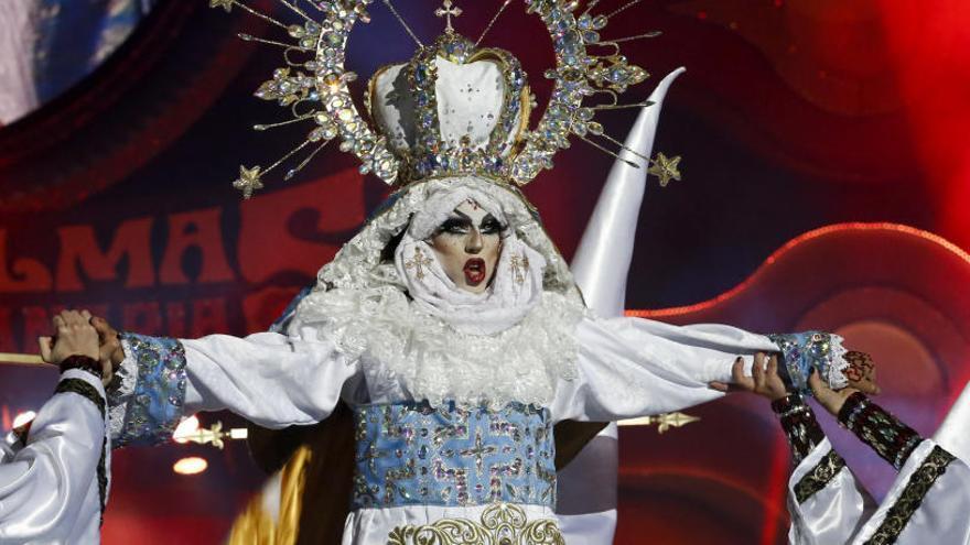 El obispo de Canarias compara la gala Drag con el accidente de Spanair