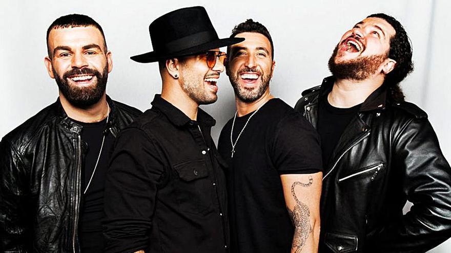 Efecto Pasillo actuará el 18 de septiembre en el Recinto Ferial de Ibiza