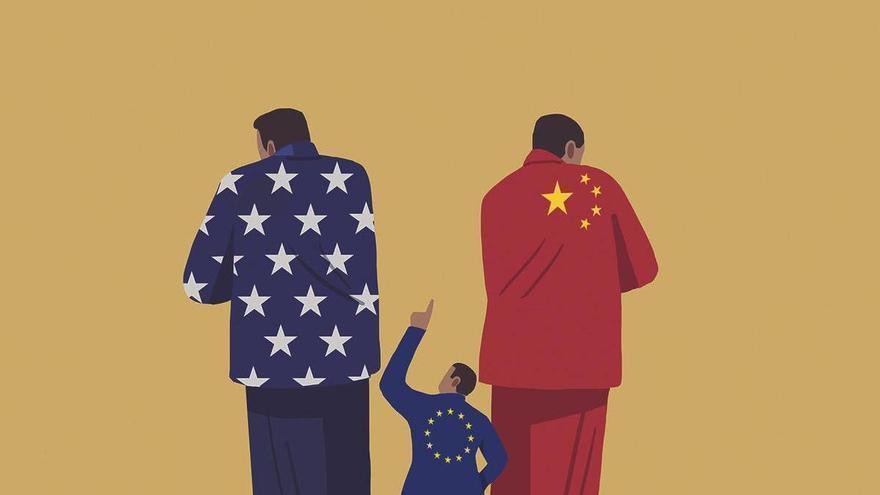 Europa debe sacar  los codos