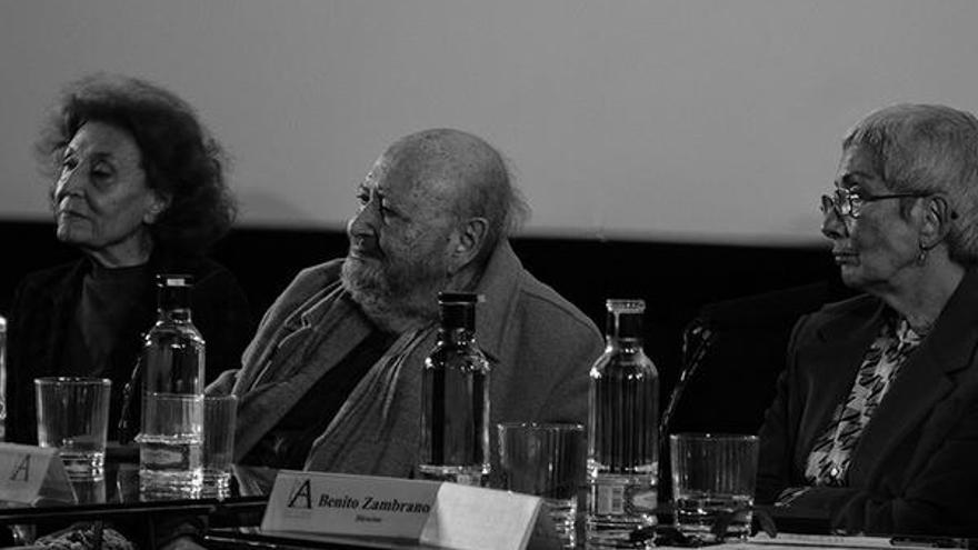 Fallece el director gaditano Julio Diamante a los 89 años