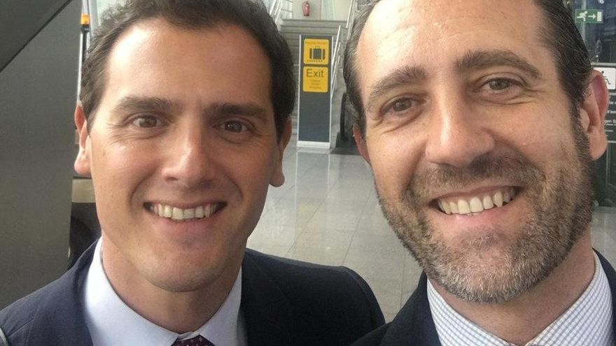 Bauzá ya está en Bruselas en su primera reunión, con Rivera