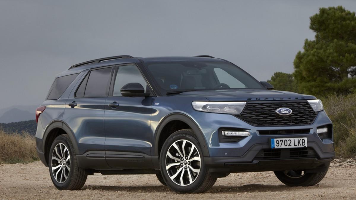 El nuevo Ford Explorer aterriza en España