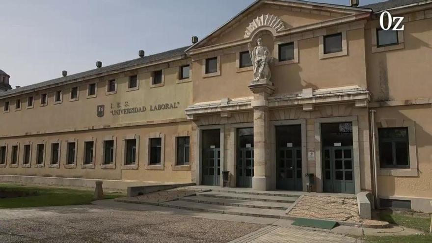 El edificio más emblemático del siglo XX en Zamora