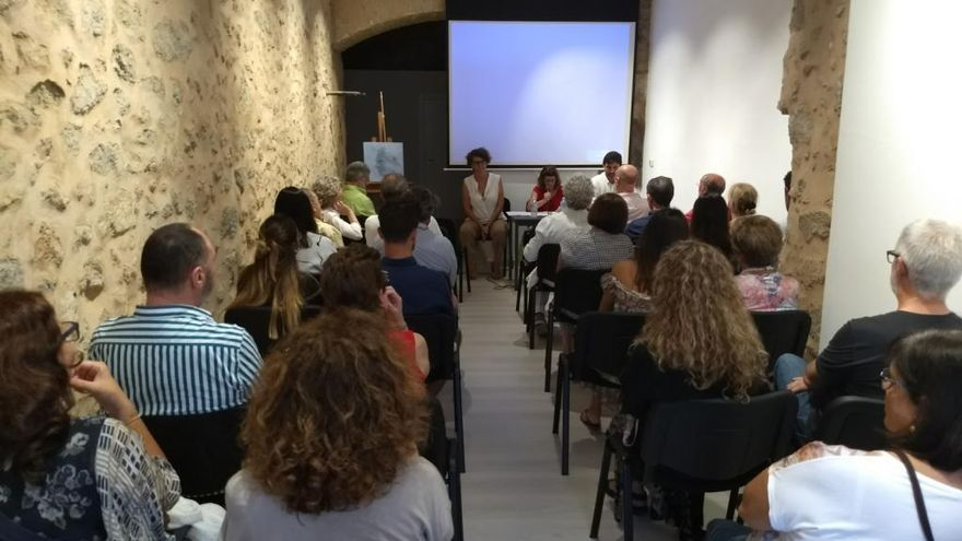 Bunyola inaugura el nuevo espacio cultural Climent Garau