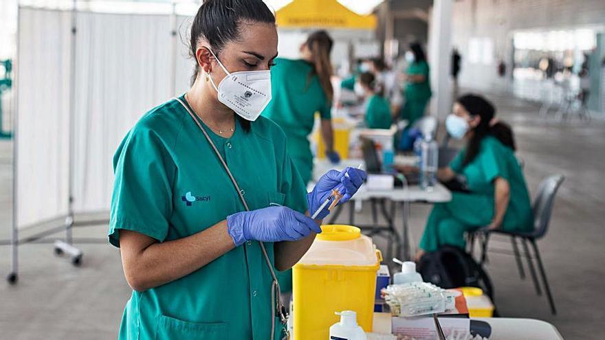 La pandemia deja el segundo muerto de la semana en Zamora y un aumento de la incidencia