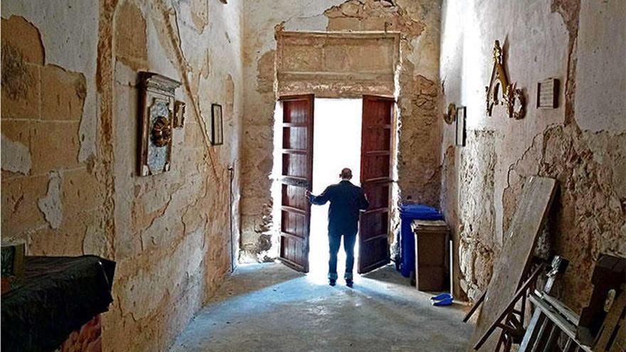 Klostersterben auf Mallorca: Bruder Cobo schließt dann die Tür