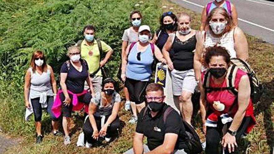 La Mancomunidad organiza una caminata jacobea con motivo de la fiesta de Santiago