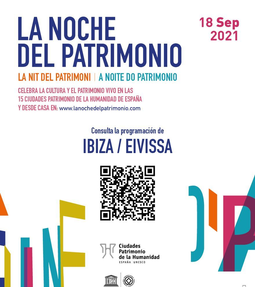Actividades culturales para celebrar la Nit del Patrimoni en Ibiza