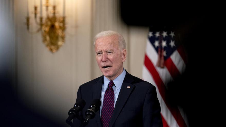 Biden descarta que la inmunidad de rebaño se logre antes del final del verano