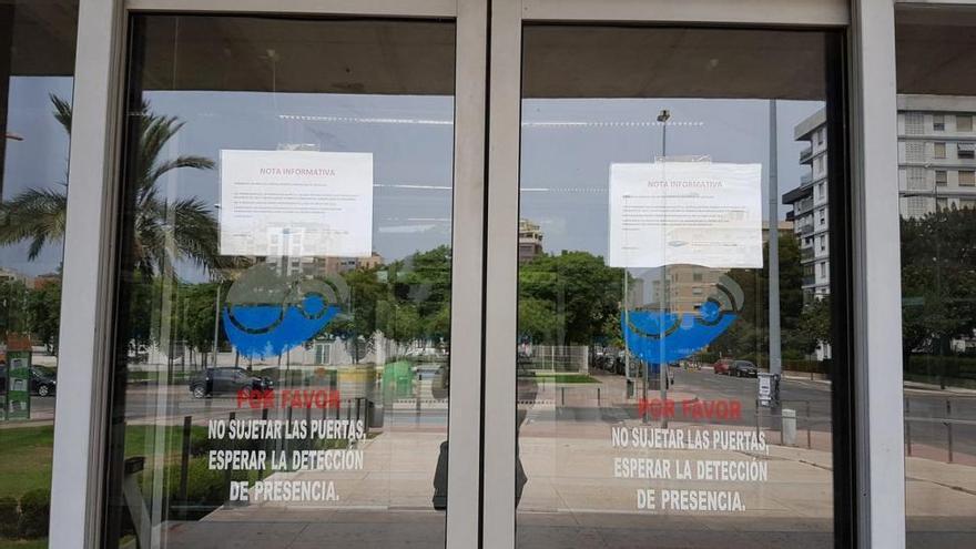 Diputación revela que en la Piscina Provincial «falta mantenimiento»