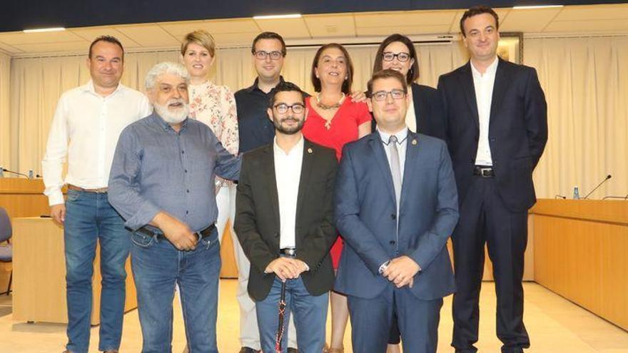 Samuel Falomir, investido alcalde de l'Alcora
