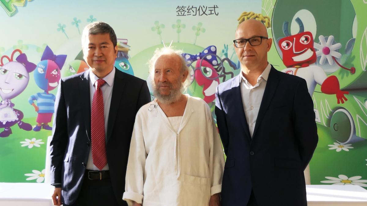 El propio Ripollés será el encargado de supervisar artísticamente la película.
