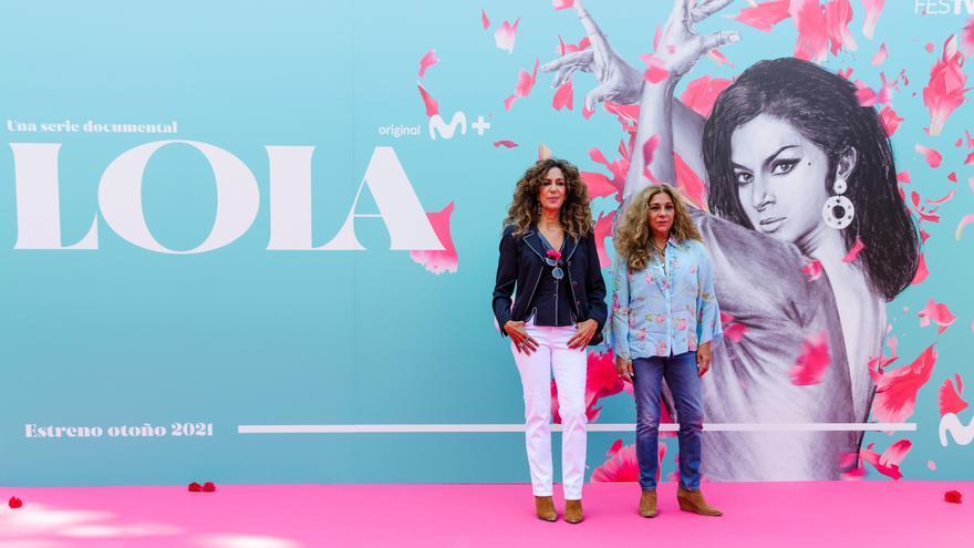 El retrato de una eterna Lola Flores inaugura el FesTVal