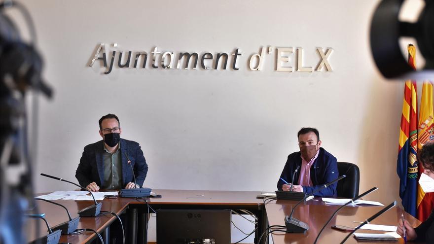 El Ayuntamiento de Elche adjudica la redacción de los proyectos de tres centros educativos
