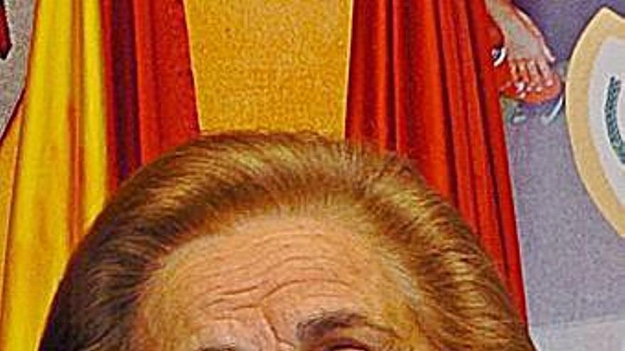 María Teresa Rivero, grave tras romperse la cadera