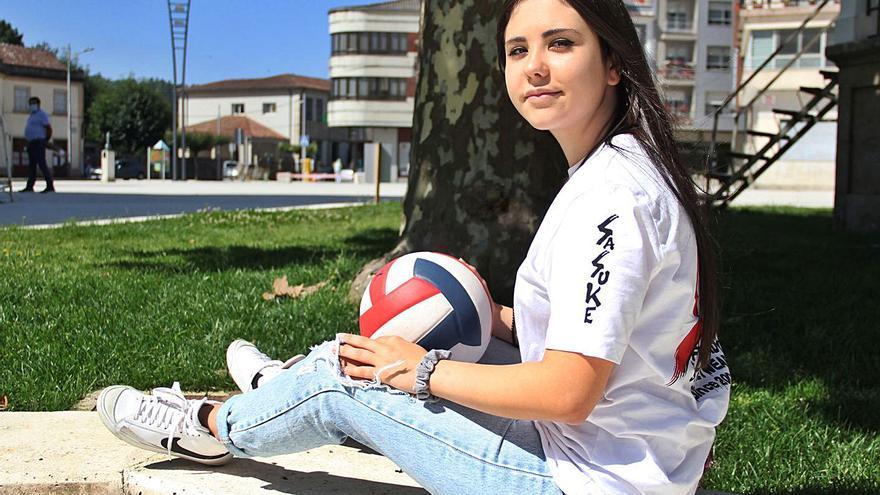 A Estrada se apunta al voleibol