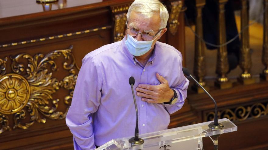 Ribó abierto a aportar infraestructuras para traer la America's Cup a València pero no a financiarla