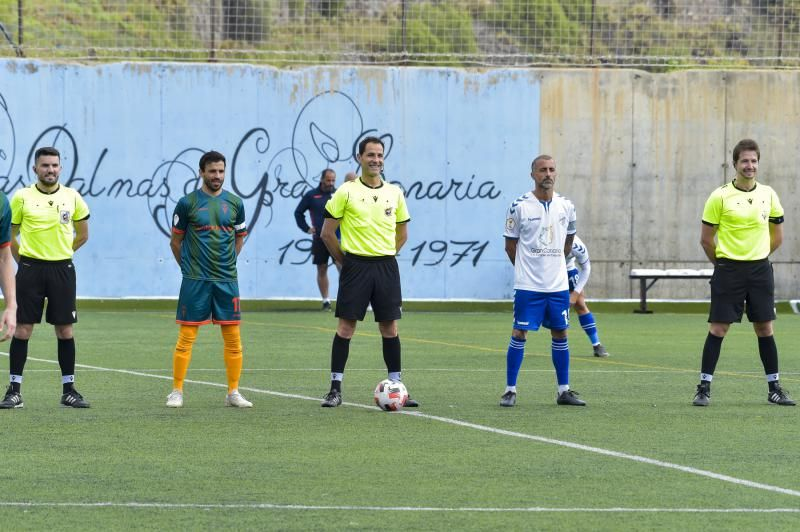 Segunda B: Tamaraceite - Algeciras