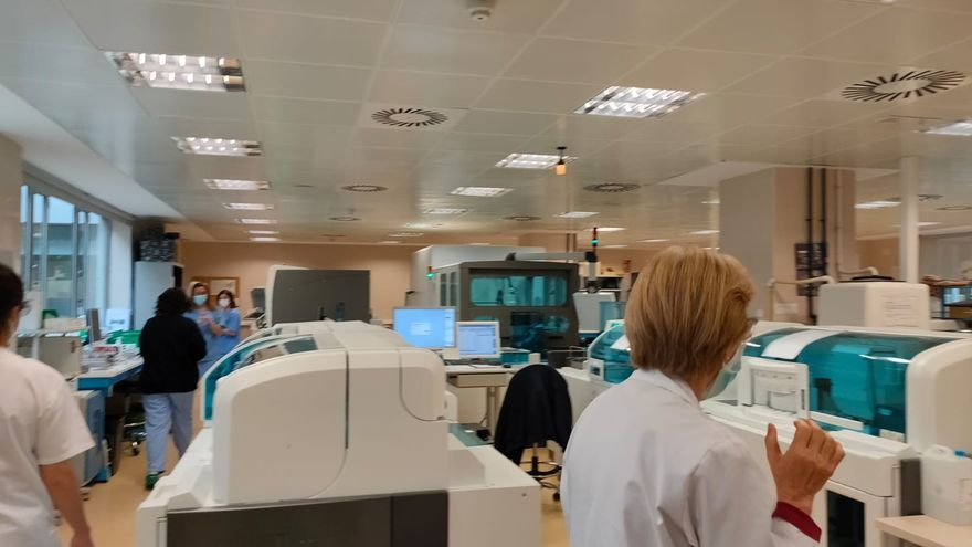 El Hospital de Elda realiza 66.499 pruebas PCR desde el inicio de la pandemia
