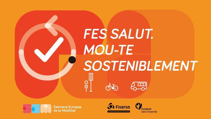 La FSE i Fisersa impulsen per primer cop una campanya conjunta amb motiu de la Setmana Europea de la Mobilitat