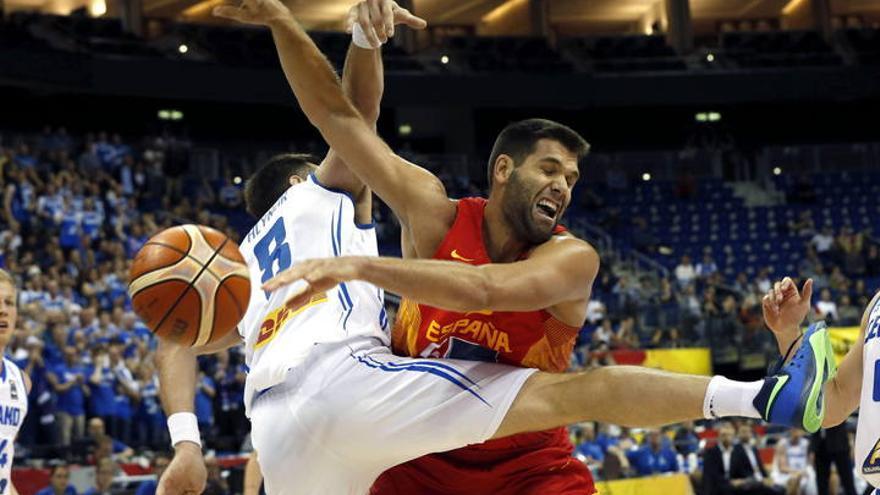 Eurobasket: Islandia - España