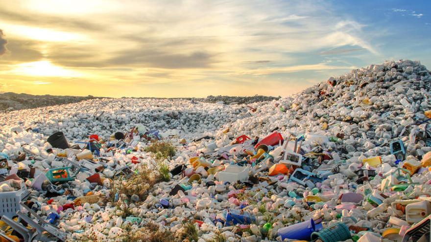 Cada español generó 485,9 kilogramos de basura en 2018