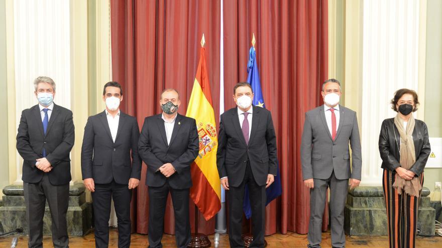 Raúl Esteban defiende los intereses de los cazadores valencianos ante el Ministro de Agricultura