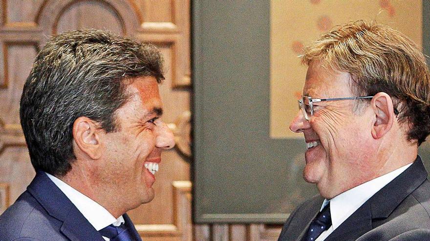 Carlos Mazón plantará cara al Botànic en las Cortes en plena carrera para liderar el PPCV
