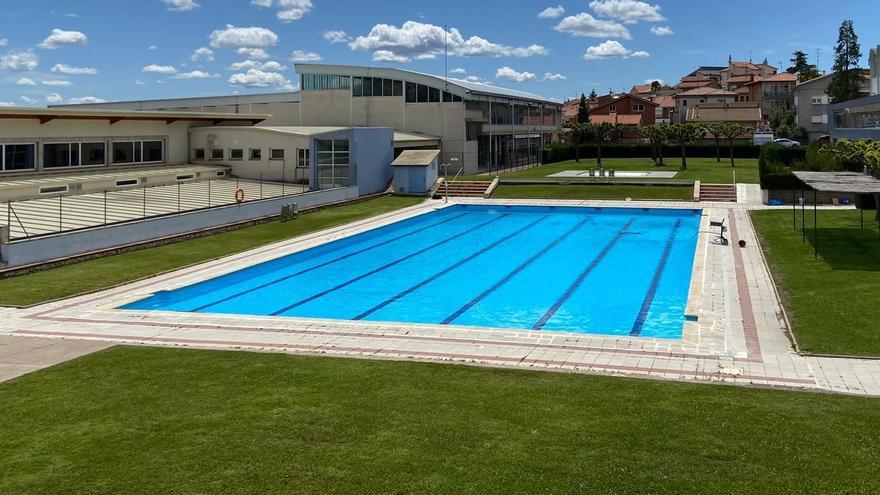 La temporada d'estiu a la piscina de Berga ja té data d'inici