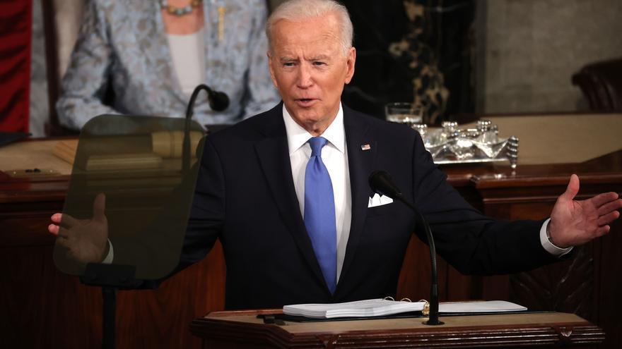 Las cinco claves que hacen único el discurso de Biden