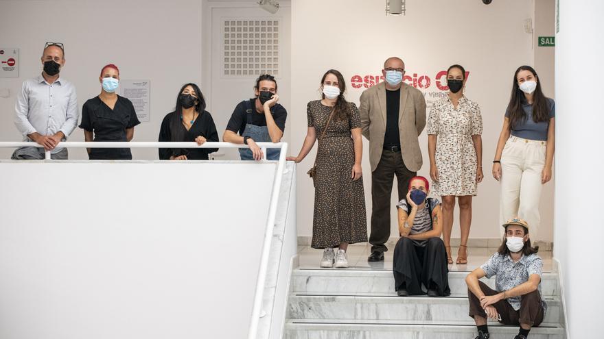'Espacio CV' exhibe las obras de seis jóvenes talentos en el CAAM