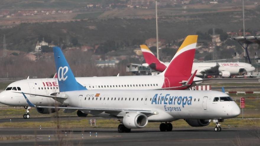 """Sánchez-Prieto, sobre la compra de Air Europa: """"Sigue teniendo sentido estratégico"""""""