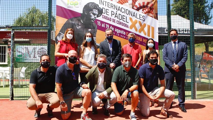 El espectáculo del pádel se cita en Córdoba