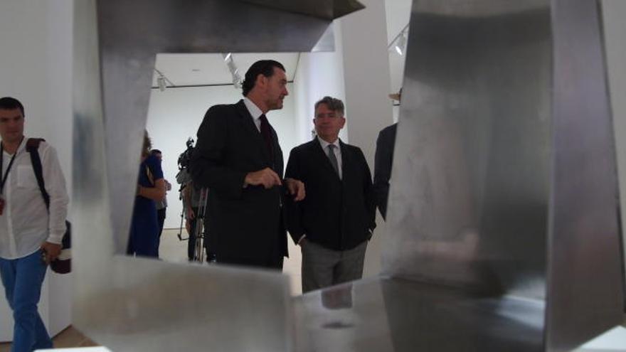 La colección de pintura y escultura de Alicia Koplowitz se exhibe por primera vez en España