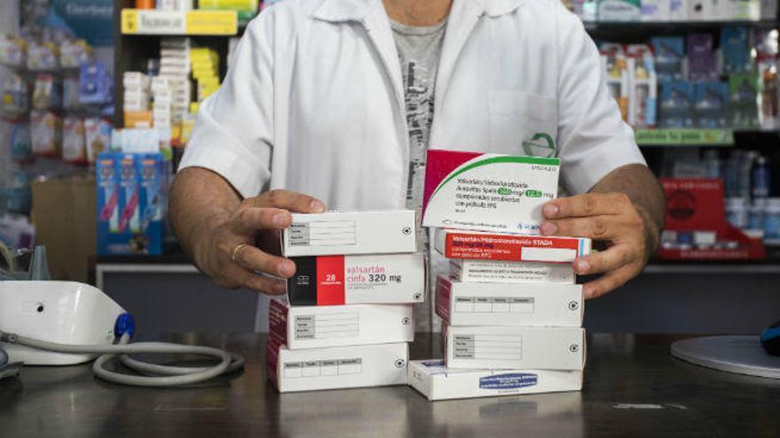 Los medicamentos más populares con problemas de suministro