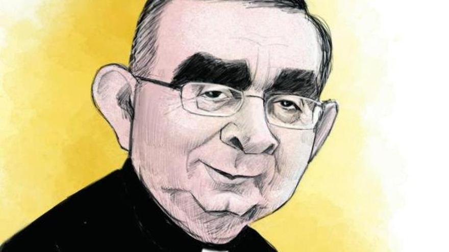 José Ángel Pravos: la sencillez detrás de un altar