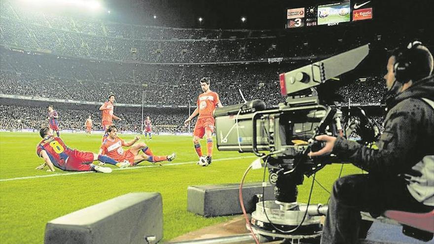 Mediaset emitirá todos los partidos de fútbol en Mitele+