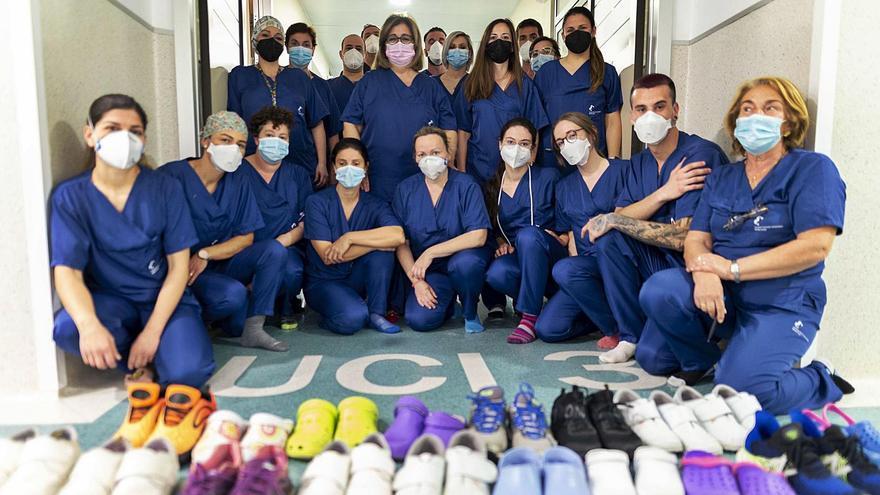 """Sanitarios piden a la ciudadanía """"ponerse en sus zapatos"""" este 8M"""