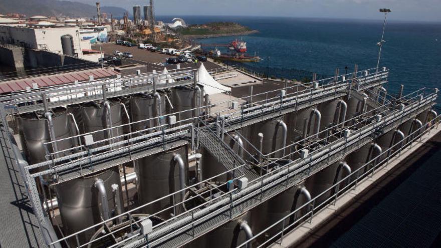 El Cabildo de Tenerife asumirá la gestión de la depuradora de Buenos Aires