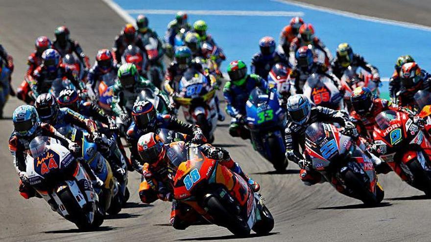 Horarios y televisión del Gran Premio de Europa de MotoGP en Cheste