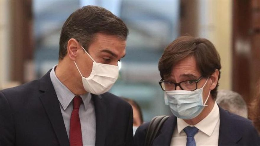 Sanidad rechaza adelantar el toque de queda ante la falta de apoyo del PP