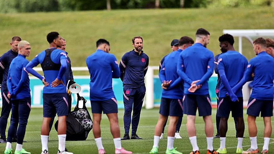 Inglaterra busca venganza ante la Croacia de Modric