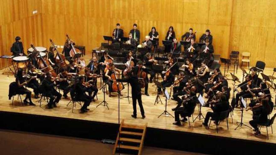 Aplazado el concierto de la Orquesta Sinfónica Vigo 430 previsto mañana en Vigo
