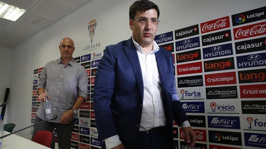 Rafa Berges sale del Córdoba y García Amado lo hará en pocos días
