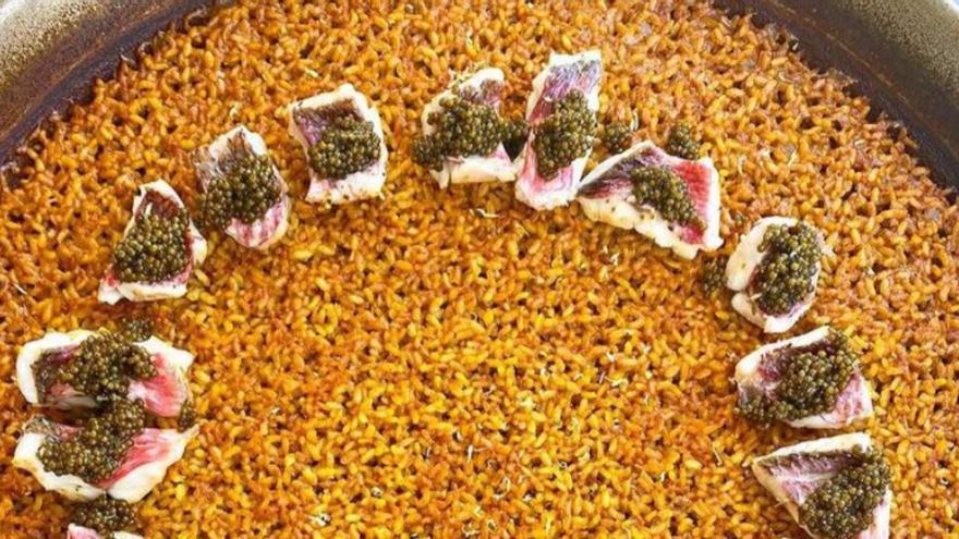 """La paella """"madrileña"""" de sushi de Dabiz Muñoz: ¿Genialidad o aberración?"""