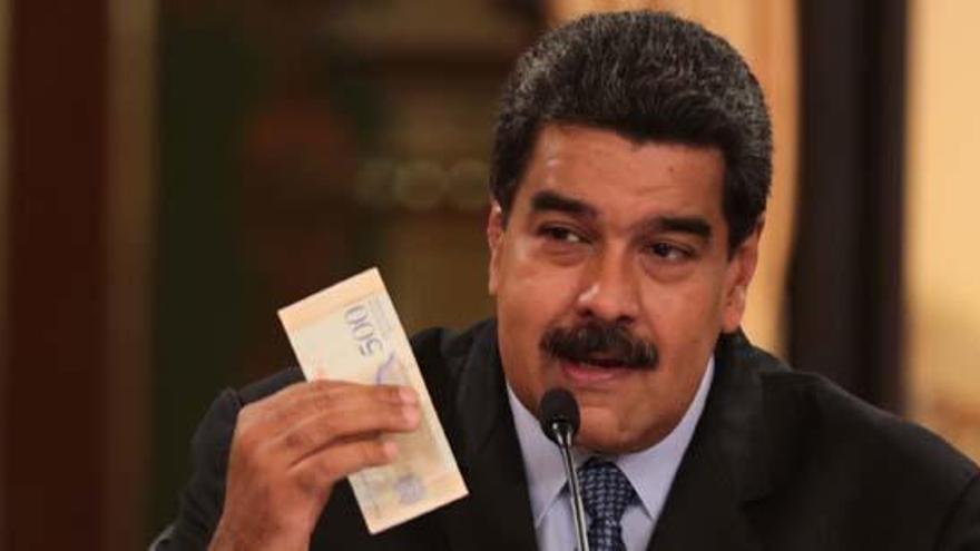 Venezuela estrena moneda con cinco ceros menos en medio de la hiperinflación