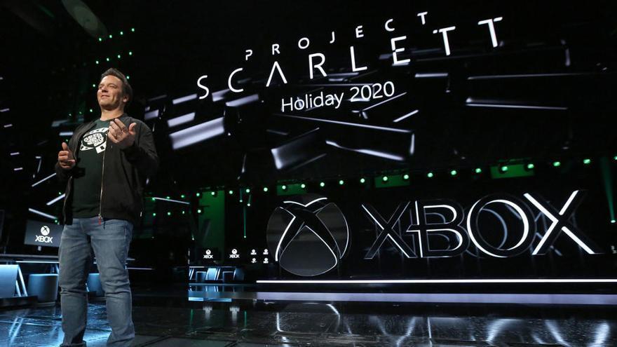Xbox Scarlett se anunció en el E3 2019.