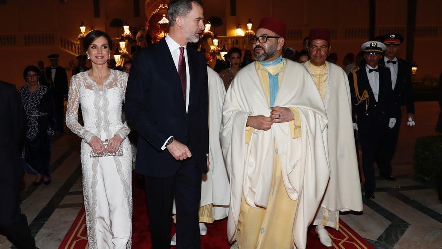 El Rey felicita a Mohamed VI por sus 22 años en el trono