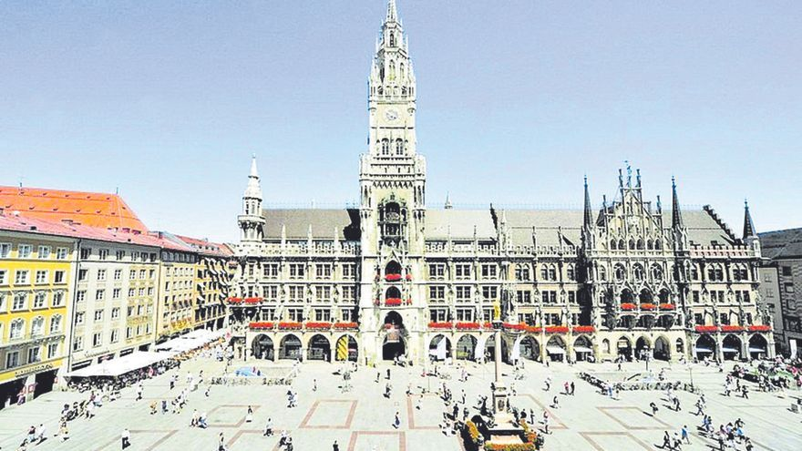 Múnich, tras los pasos del demonio