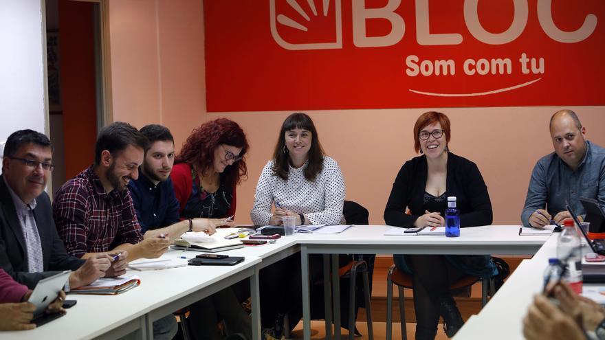 El Bloc inicia su proceso de refundación sobre cinco posibles nuevos nombres